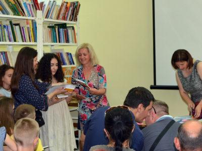 Додела награда победницима конкурса Друштва учитеља Тополе